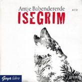 Isegrim, 4 Audio-CDs