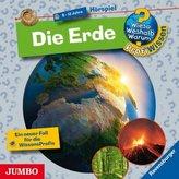 Die Erde, Audio-CD