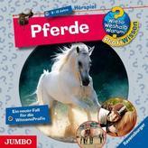 Pferde, Audio-CD