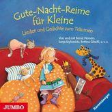 Gute-Nacht-Reime für Kleine, 1 Audio-CD
