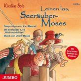 Leinen los, Seeräuber-Moses, 5 Audio-CDs