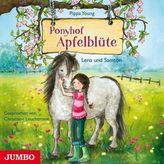 Ponyhof Apfelblüte - Lena und Samson, 1 Audio-CD