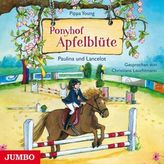 Ponyhof Apfelblüte - Paulina und Lancelot, 1 Audio-CD