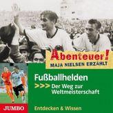 Fußballhelden, 1 Audio-CD
