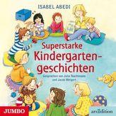 Superstarke Kindergartengeschichten, 1 Audio-CD