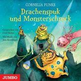 Drachenspuk und Monsterschreck, 1 Audio-CD