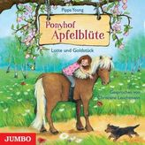 Ponyhof Apfelblüte - Lotte und Goldstück, Audio-CD