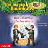 Das Geheimnis des Zauberkünstlers, 1 Audio-CD