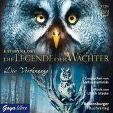 Die Legende der Wächter - Die Verbannung, 3 Audio-CDs