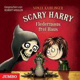 Scary Harry - Fledermaus frei Haus, 1 Audio-CD