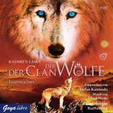 Der Clan der Wölfe - Feuerwächter, 3 Audio-CDs