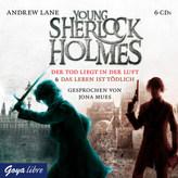 Young Sherlock Holmes - Die Box, 6 Audio-CDs
