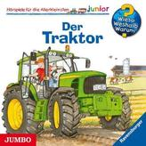 Der Traktor, Audio-CD