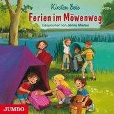 Ferien im Möwenweg, 4 Audio-CDs