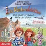 Die Nordseedetektive - Das geheimnisvolle Haus am Deich, Audio-CD