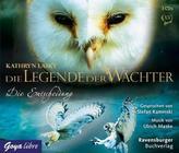 Die Legende der Wächter - Die Entscheidung, 3 Audio-CDs