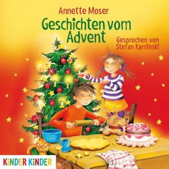 Geschichten vom Advent, Audio-CD