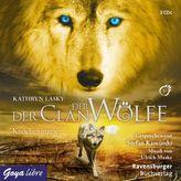 Der Clan der Wölfe - Knochenmagier, 3 Audio-CDs