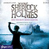 Young Sherlock Holmes - Der Tod ruft seine Geister, Audio-CD