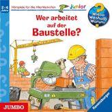 Wer arbeitet auf der Baustelle?, Audio-CD