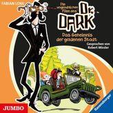 Dr. Dark - Das Geheimnis der goldenen Stadt, Audio-CD
