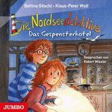 Die Nordseedetektive - Das Gespensterhotel, Audio-CD