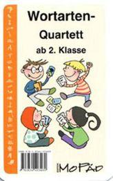 Wortarten-Quartett (Kartenspiel)