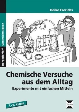 Chemische Versuche aus dem Alltag