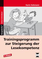 Trainingsprogramm zur Steigerung der Lesekompetenz, 3. Klasse