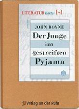 John Boyne 'Der Junge im gestreiften Pyjama', Literatur-Kartei