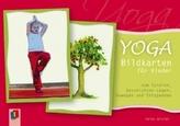 Yoga Bildkarten für Kinder