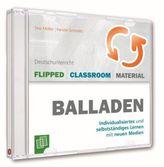 Flipped-Classroom-Material - Balladen, CD-ROM