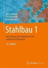 Stahlbau. Tl.1