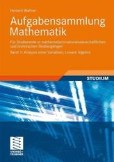 Aufgabensammlung Mathematik. Bd.1