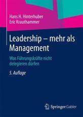 Leadership mehr als Management
