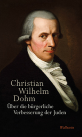 Über die bürgerliche Verbesserung der Juden, 2 Bde.