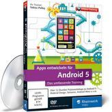 Apps entwickeln für Android, DVD-ROM