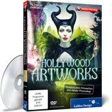 Hollywood Artworks mit DomQuichotte, DVD-ROM