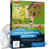 Spieleprogrammierung für Einsteiger, DVD-ROM
