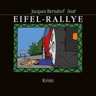 Eifel-Rallye, 1 MP3-CD
