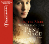 Die Versuchung der Pestmagd, 1 MP3-CD (DAISY-Edition)