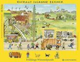 Frühlings-Wimmelpuzzle (Rahmenpuzzle)