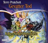Gevatter Tod, 6 Audio-CDs