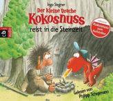 Der kleine Drache Kokosnuss reist in die Steinzeit, Audio-CD
