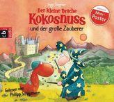 Der kleine Drache Kokosnuss und der große Zauberer, Audio-CD
