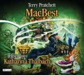 MacBest, 6 Audio-CDs