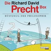 Die Richard David Precht Box - Rüstzeug der Philosophie, 13 Audio-CDs