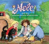 Nele und die geheimnisvolle Schatztruhe, 2 Audio-CDs