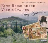 Eine Reise durch Verdis Italien, 2 Audio-CDs