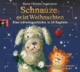Schnauze, es ist Weihnachten, 1 Audio-CD